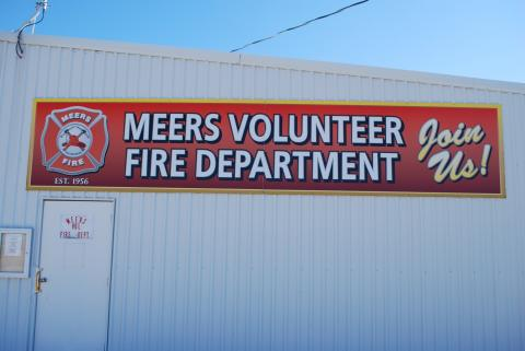Meers Volunteer Fire Department Expansion